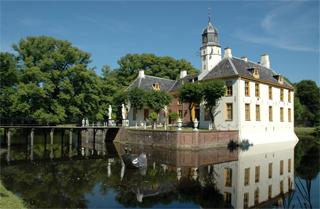 Die mittelalterliche Borg in Slochteren