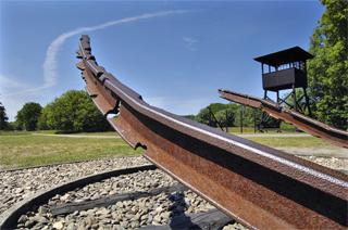 Gedenkstätte  Westerbork